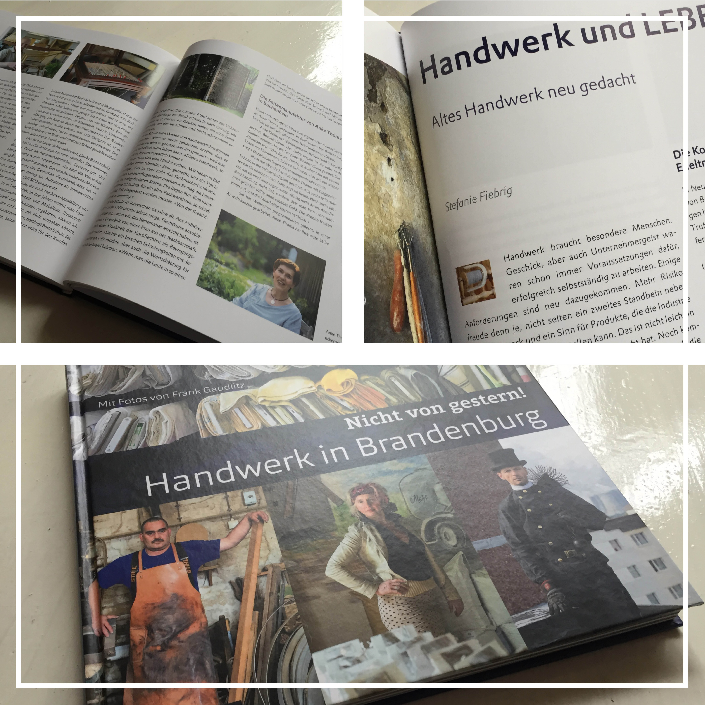 Essay: Handwerk in Brandenburg