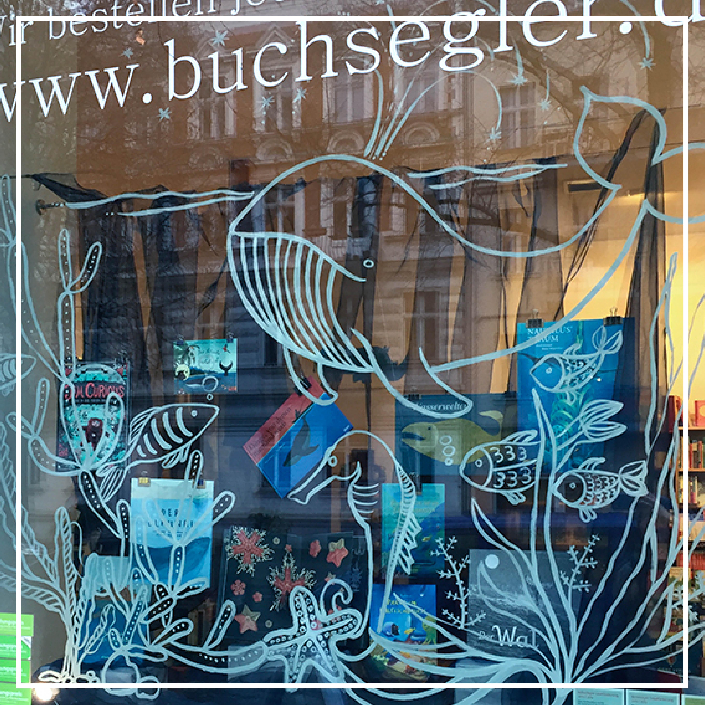 Schaufenstergestaltung: Ein Aquarium!