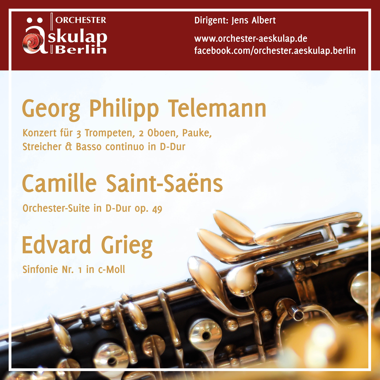 Orchester Äskulap: Noch einmal mit Musik.