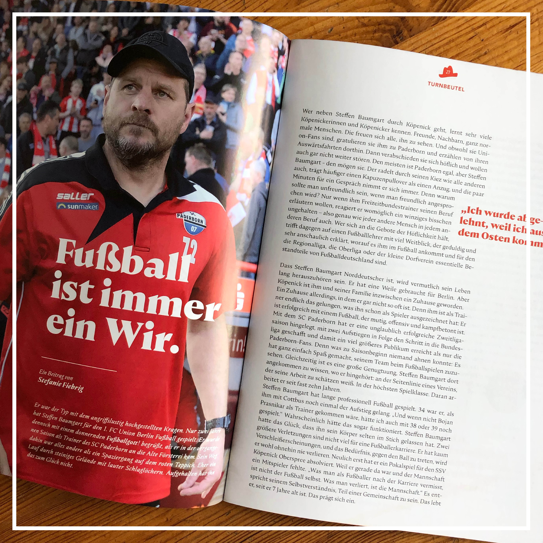 Interview: Vom Spieler zum Trainer