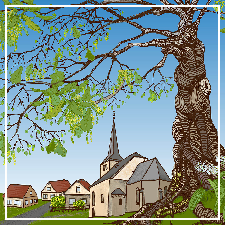Kampagnenmotive für den BUND e.V.: Hambacher Forst