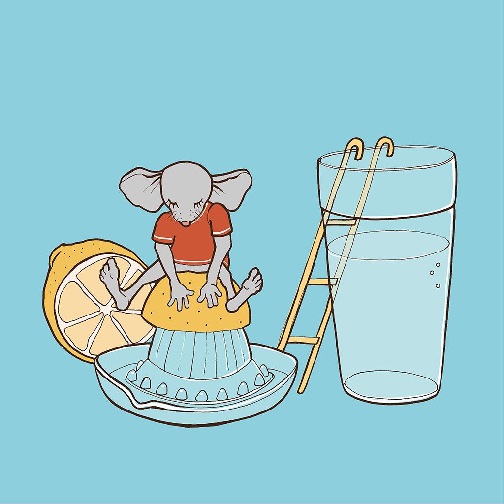Tag 9 • trinken | day 9 • hydrate
